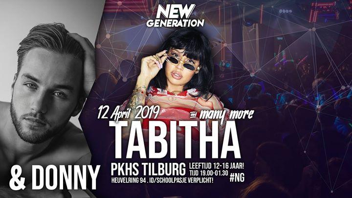 New Generation 12 tm 16 jaar w/ Tabitha & Donny Roelvink