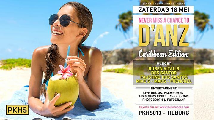 D'ANZ Caribbean Edition