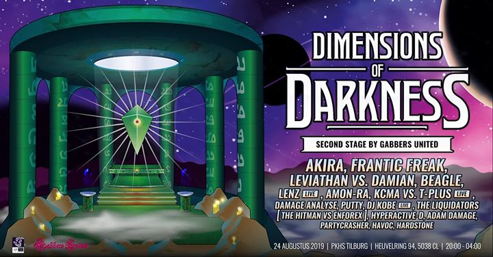 Dimensions of Darkness x Gabbers United