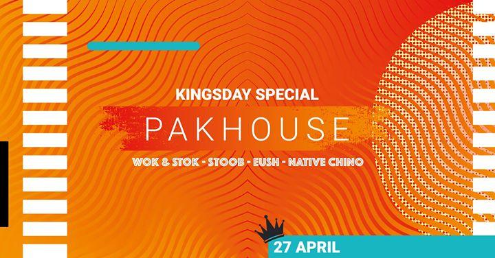 Pakhouse Kingsrave