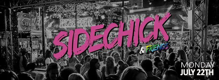 SideChick & Friends | Afterparty Roze Maandag