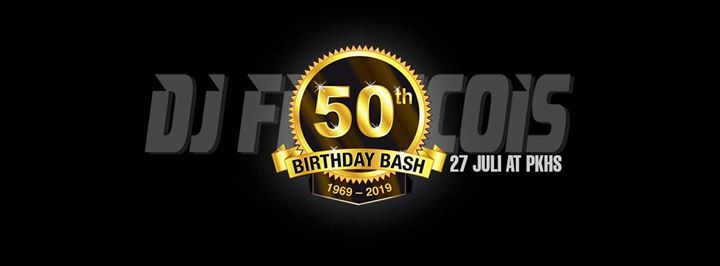 DJ Francois Birthday bash