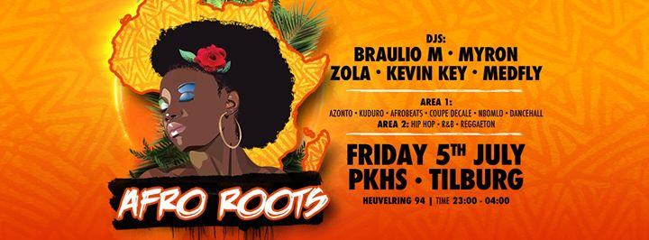 Afro roots