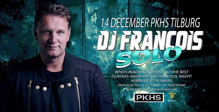 DJ Francois Solo Night