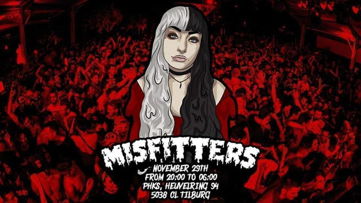 MISFITTERS 10 Hrs of Dnb & Dubstep