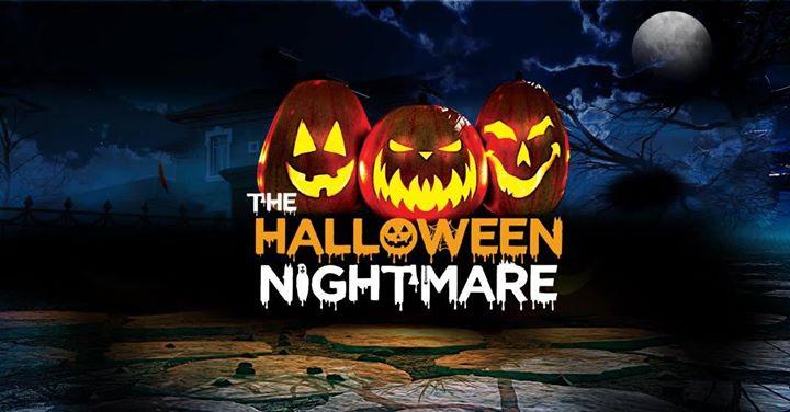 The Halloween Nightmare I Tilburg
