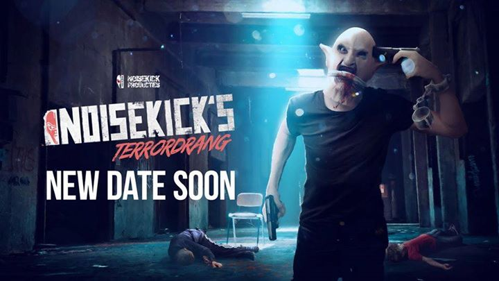 Noisekick's Terrordrang – 2022 Party Bus und Tickets (official)